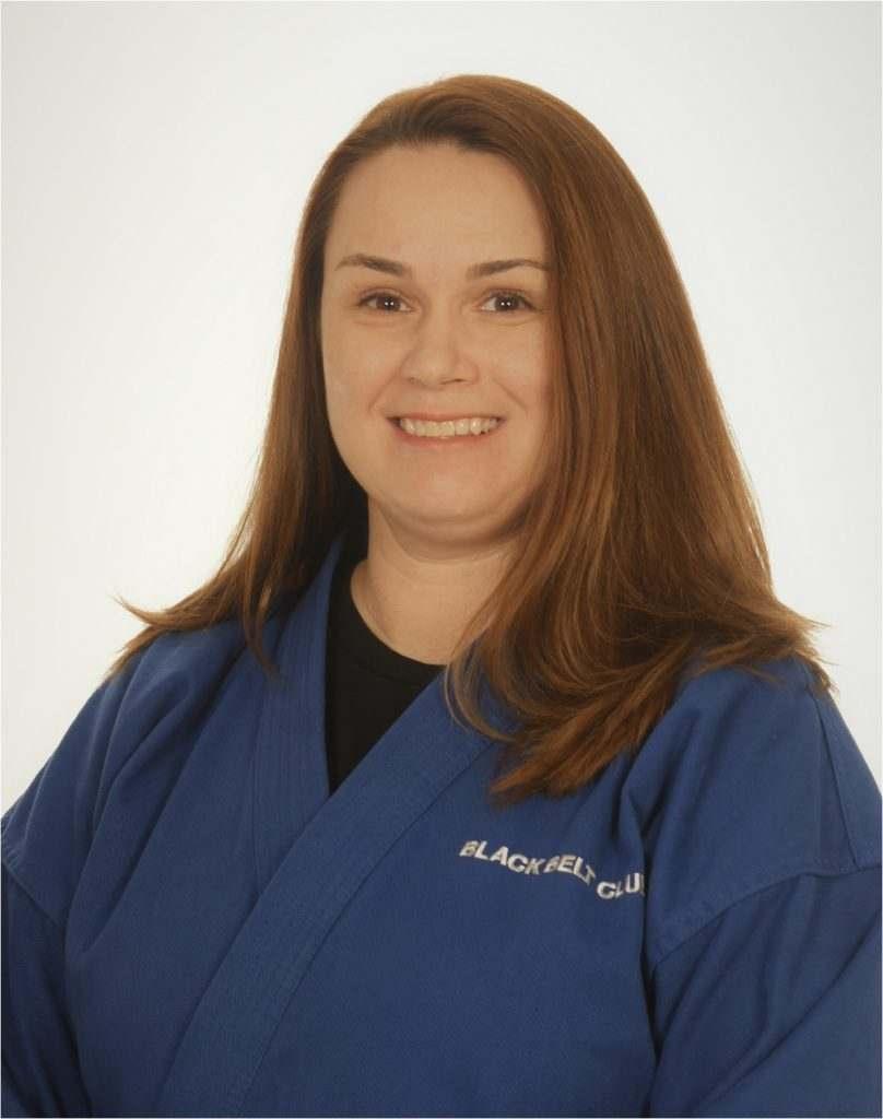Ms Teresa Newbould 808x1024, Kimber Martial Arts DeLand, FL